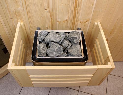 sauna ofenschutzgitter dreiseitig f r sauna fen sauna heizger te 83930. Black Bedroom Furniture Sets. Home Design Ideas