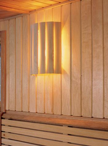 sauna lampenschirm wand saunalampe lampenfassung. Black Bedroom Furniture Sets. Home Design Ideas