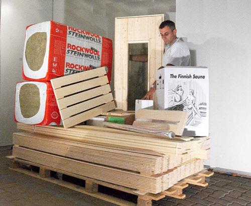 saunabausatz hemlock abachiholz typ b ohne saunaofen heizger t. Black Bedroom Furniture Sets. Home Design Ideas