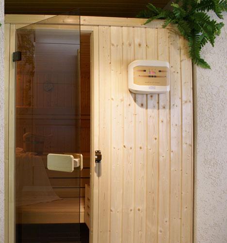 element saunakabine heimsauna fichte trend exklusiv typ 165bl3. Black Bedroom Furniture Sets. Home Design Ideas